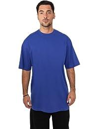 T-Shirt pour hommes Urban Classics Tall Tee noir, gris, blanc et autres couleurs