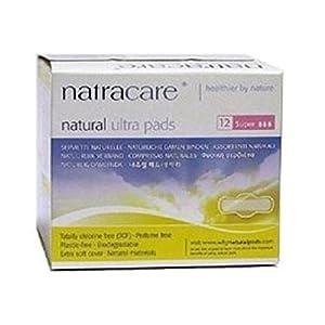 Natracare Org Non Applicator Tamp Super 10pieces