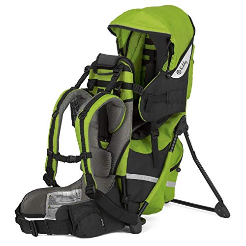 kiddy Adventure Pack Rückentrage, Spring Green, L
