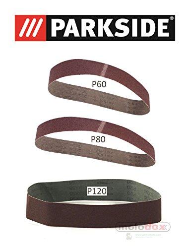 parkside-lot-de-3-bandes-abrasives-grain-6080120-lidl-parkside-ponceuse-a-bande-psbs-240-b2-support-
