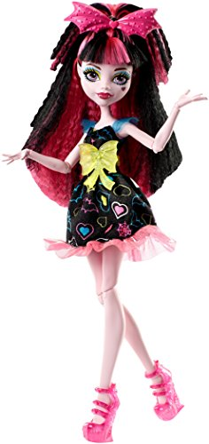 Monster High Mattel DVH67 - Elektrisiert Draculaura