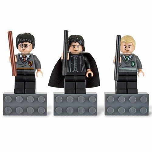 LEGO® 852983 Harry PotterTM Magnetset mit Harry Potter, Severus Snape und Draco Malfoy (Draco Malfoy Lego)