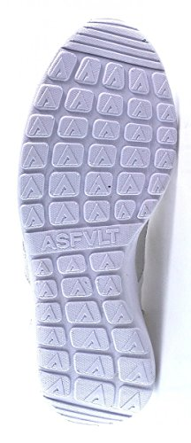 asfvlt – Baskets | Super Mesh – Blanc | Full White Blanc - Blanc