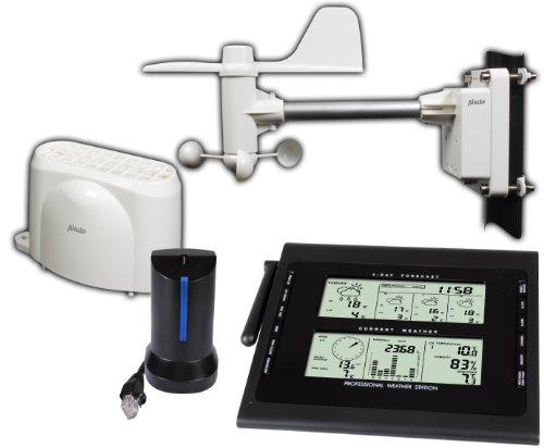 Alecto WS-4500 Eco stazione meteorologica meteo USB con vari sensori