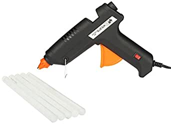 Spartan 60 Watt Glue Gun, Pro60 with 5 Pieces Spartan Glue Stick of 8 Inch Size