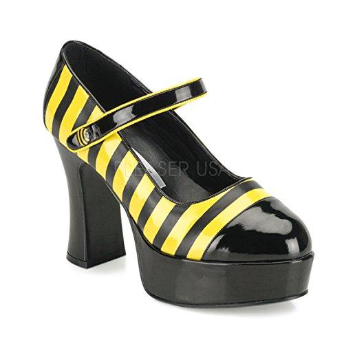 Funtasma chaussures d´abeille Maja Buzz-66 noir/jaune