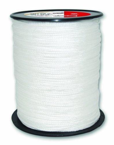Chapuis DR151 Corde polypropylène tressée 40 kg D 1,5 mm L 200 m Blanc