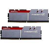G Skill F4-3200C16D-16GTZB - Tarjeta de Memoria de 16 GB, Color Negro