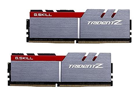Gskill F4-3200C15D-32GTZ Memory D4 3200 32GB C15 TridZ K2 2x 16GB, 1,35V, TridentZ