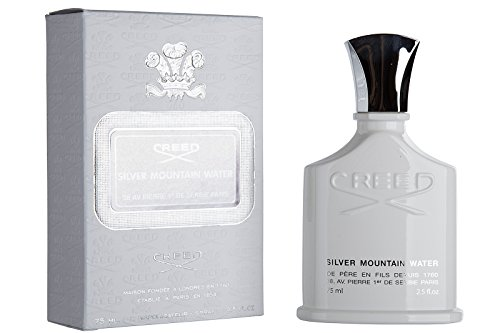 Creed profumo uomo silver mountain water millésime 75 ml bianco EU 75 CR0-25-002