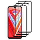 IRROT Protector de Pantalla para Xiaomi Redmi Note 7, [3 Piezas] Cristal Templado Xiaomi Redmi Note 7 [Alta Definicion, Sin Burbujas, Funda Compatible, 9H Dureza, Anti-Arañazos]