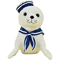 Kögler 75698 Laber – marinero Seehund skibi, la todo nachplap Pert, peluche ...