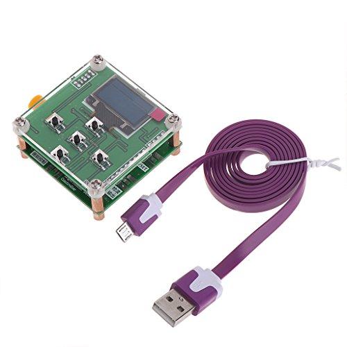 Qiman 8 GHz 1-8000 MHz OLED RF Power Meter-55 ~ -5 dBm + Software RF Dämpfung Wert