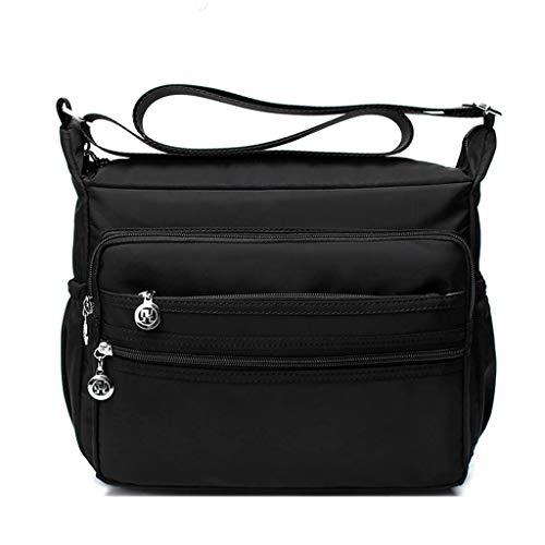 d08f2f856 Luckycat Mujer de Bolsos de Moda Impermeable Mochilas Bolsas de Viaje Bolso  Bandolera Sport Messenger Bag