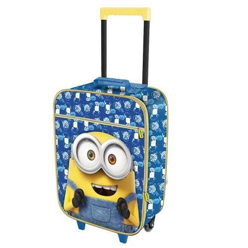 Minions - 44991 - Valise Trolley 8435376344991