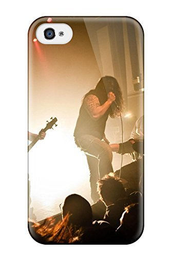ZippyDoritEduard Case Cover Protector Specially Made for iPhone 4/4S Stephane and Kataklysm