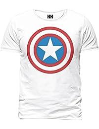 Noorhero Camiseta de Hombre - Capitan America