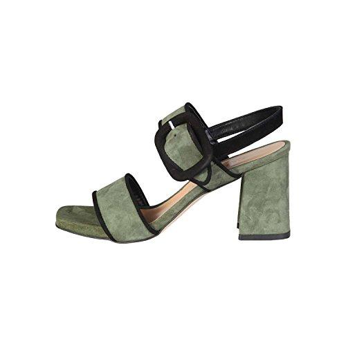 Made in Italia GAIA Sandales Femme Vert