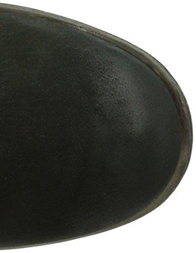 Laufsteg München 140401, Stivali bassi Donna Nero (Schwarz (black))