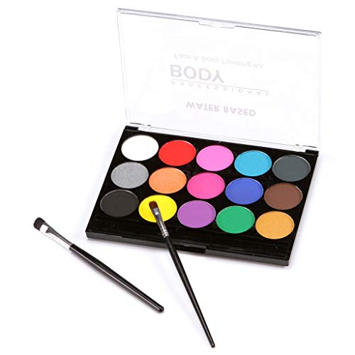 - Party Palette Gesicht Malen Kit