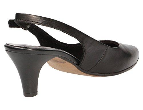Tamaris - Scarpe con cinturino alla caviglia Donna Black