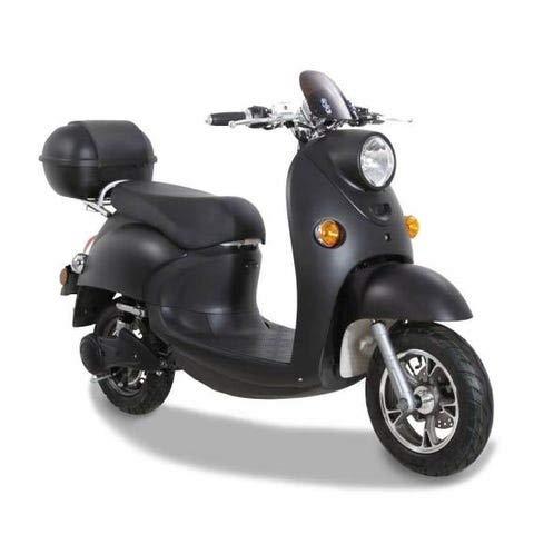"Elektroroller""ONE"", 2000 Watt, 60 km, Lithium-Akku, Elektro E-Scooter E Roller mit Straßenzulassung, inkl. Topcase"