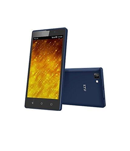 Lyf F8 (Blue, 8GB)