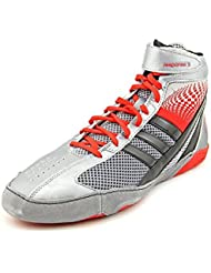 the best attitude f4c8c d3b27 Adidas Response 3.1 Wrestling Chaussures - Noir   gris   blanc   or solaire  - 5