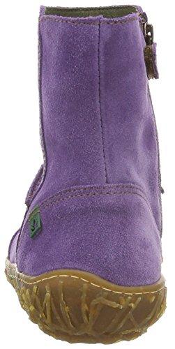 El Naturalista Nido, Bottes courtes avec doublure chaude fille Violet - Violet