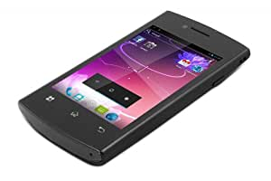 Point Of View MOB-3515 Smartphone Bluetooth/Wi-Fi/GPS Android 4.0 Ice Cream Sandwich 512 Mo Dual SIM Noir