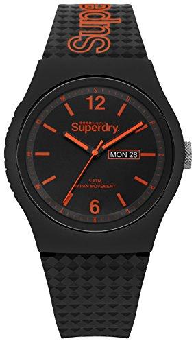 Superdry Unisex Erwachsene-Armbanduhr SYG179OB