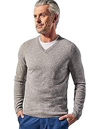 Amazon.fr   cachemire - Pulls, Gilets   Sweat-shirts   Homme   Vêtements b674dda0cb6