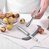 Kongqiabona Neuheit Super Cherry Pitter Stein Corer Remover Maschine Portable Kirsche Corer mit Container Küche Gadgets Werkzeug