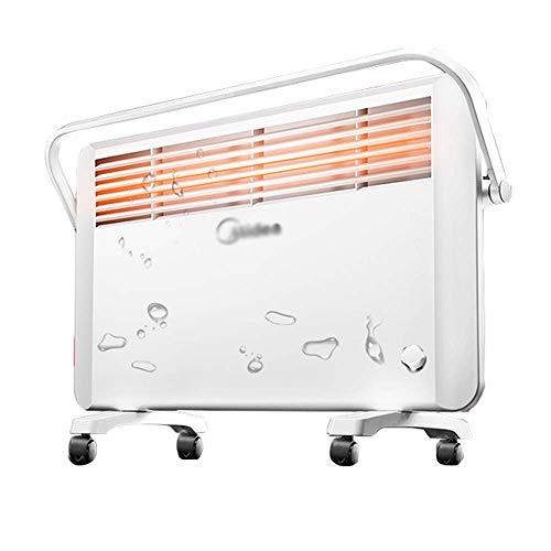 Heizung elektrische Heizung zu Hause Wasserdichtes Badezimmer Energiesparventilator leise