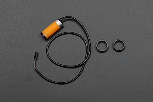 In Ziyun, Analog verstellbar Infrarot Proximity Sensor für Arduino, hat einen verstellbaren Erfassungsbereich, 3cm–80cm, nützlich für Robotik, Interaktive Medien, industrieller Montage Line, etc. Proximity Sensor