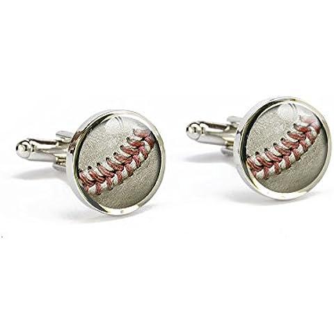 Baseball Gemelli–regalo di compleanno per (Baseball Gioielleria)