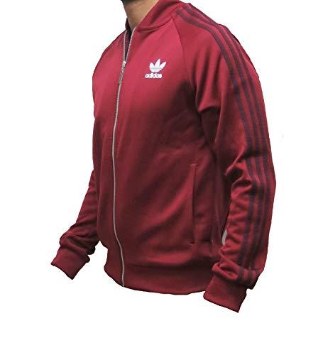 adidas SST MESH TT, Größe:L Adidas Track Jacket