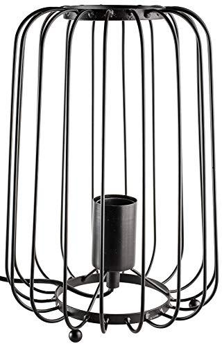 Gadgy ® Lámpara de Mesa Metal Regulable | Color Negro | Retro Vintage Diseño Moderno e Industrial | para Bombilla de Edison
