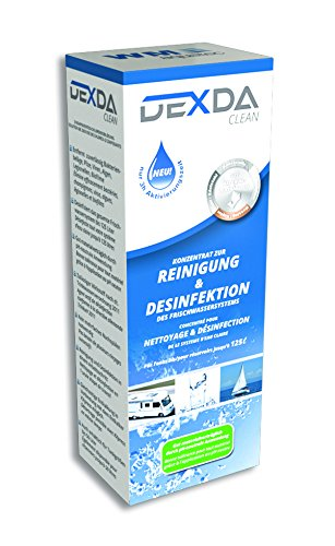 WM aquatec DC1000CD03 Dexda Clean bis 500 Liter Tankgröße (1000ml)