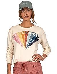 Billabong Crop Crew, Sweatshirt without Hood Women, women's, Crop Crew