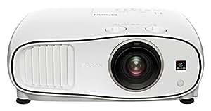 Epson EH-TW6600W 3D Heimkino 3LCD-Projektor (Full HD 1080p, Wireless, H & V Lens-Shift, 2.500 Lumen Weiß & Farbhelligkeit, 70.000