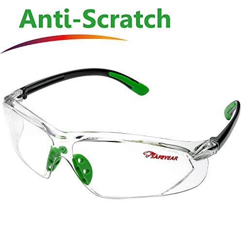 SAFEYEAR Gafas Protectoras Hombres Antiniebla - Gafas