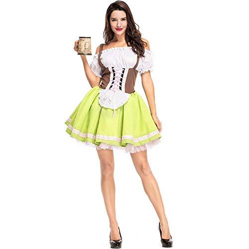 ASDF Bierkleidung, Karnevalskleidung, - Deutsche Kleine Mädchen Kostüm