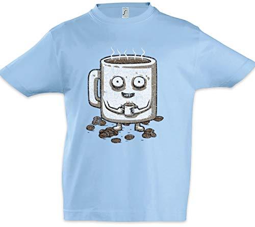 Coffee Mug Jungen Kinder Kids T-Shirt