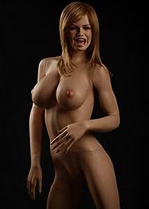 Loutoff Sexy Mannequin Femme vitrine couleurs de peau gros seins LCY1