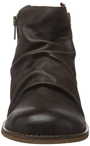 Buffalo London - Es 30816 Singapura, Stivali bassi con imbottitura leggera Donna Marrone (Braun (Moro))