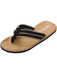 Chanclas para Hombre-SHOBDW Sandalias de Hombre de Verano de Playa Havaianas