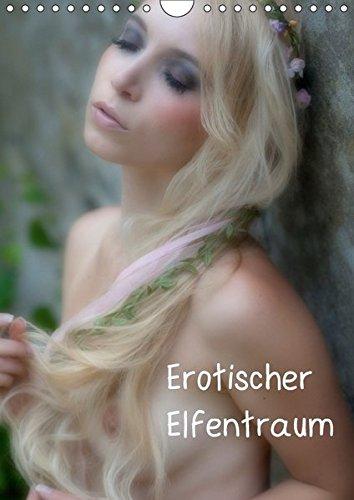 Erotischer Elfentraum (Wandkalender 2017 DIN A4 hoch): Wir alle träumen von Feen und Elfen. Feen- und Elfenerotik vom Feinsten. (Monatskalender, 14 Seiten) por docskh