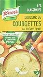 Knorr Soupe Douceur de Courgettes Chèvre Frais 1 L