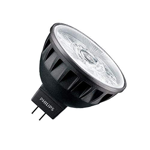 Lámpara LED GU5.3 MR16 Regulable 12V CRI 92 ExpertColor 7.5W 36º Blanco Neutro 4000K efectoLED